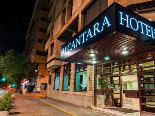 Urlaub Cáceres im Hotel Alcántara