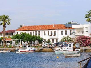 Urlaub Seferihisar im Teos Lodge Pansiyon & Restaurant