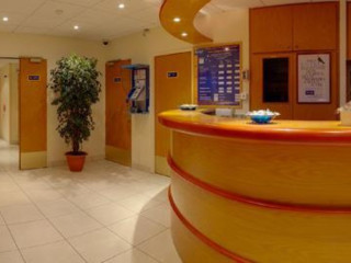 Rennes im Hotel Kyriad Rennes Centre