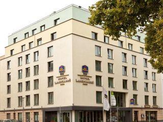 Mannheim im Best Western Plus LanzCarré