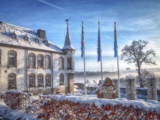 Clervaux im Chateau d'Urspelt