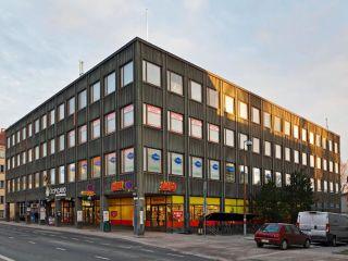 Helsinki im CheapSleep Hostel Helsinki