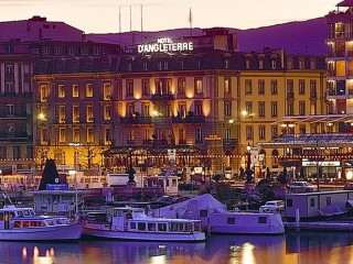 Genf im D'Angleterre