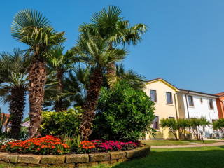 Urlaub Castelnuovo del Garda im Gasparina Village