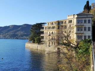 Como im Hotel Villa Flori