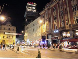 Sarajevo im Hotel Hecco Deluxe