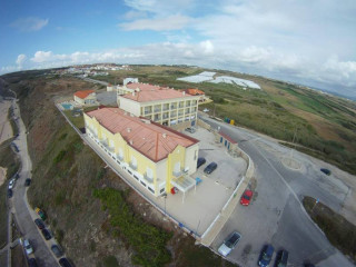 Urlaub Silveira im Praia Azul Hotel Restaurante