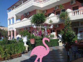 Urlaub Moraitika im Flamingo Apartments