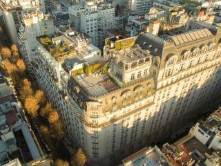 Buenos Aires im Alvear Palace
