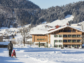 Urlaub Reit Im Winkl im Romantik Hotel Gut Steinbach