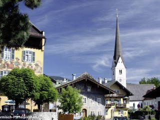 Urlaub Garmisch-Partenkirchen im Mercure Garmisch Partenkirchen