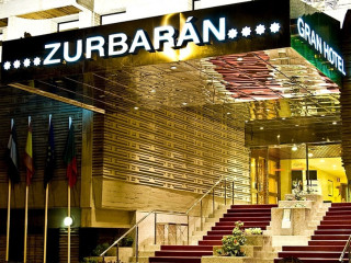 Urlaub Badajoz im Sercotel Gran Hotel Zurbarán