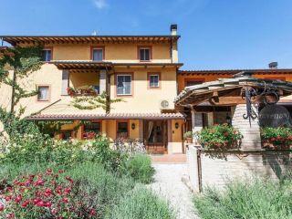 Assisi im Garden Resort & Spa San Crispino