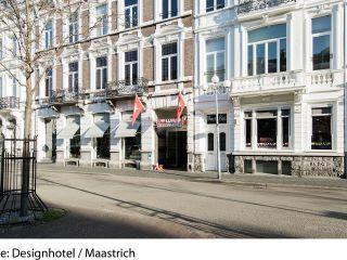 Maastricht im Designhotel Maastricht