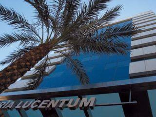 Urlaub Alicante im Eurostars Lucentum
