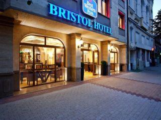 Urlaub Sofia im Best Western Plus Bristol Hotel