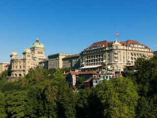 Bern im Bellevue Palace