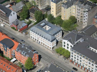 Frederiksberg im Cabinn Express