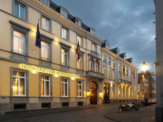 Urlaub Brügge im Hotel The Peellaert