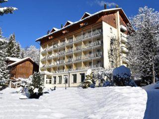 Wengen im Hotel Wengener Hof