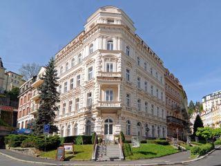 Karlovy Vary im Hotel Slovan