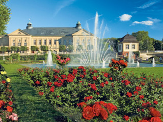 Bad Kissingen im Dappers Hotel - Spa - Genuss