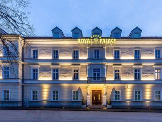 Urlaub Turcianske Teplice im Royal Palace