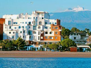 Giardini-Naxos im Sporting Baia Hotel & Villa Athena