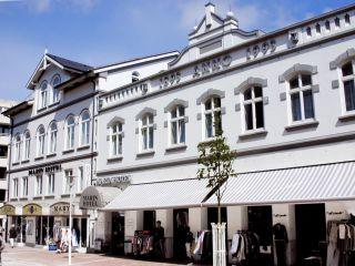 Westerland im Marin Hotel Sylt