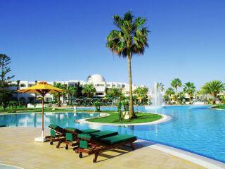 Urlaub Insel Djerba im Djerba Plaza Thalasso & Spa