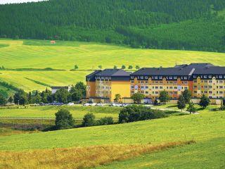 Kurort Oberwiesenthal im Familotel Elldus Resort