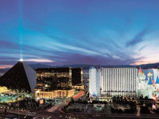 Las Vegas im The Luxor & Casino