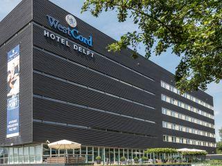 Delft im WestCord Hotel Delft