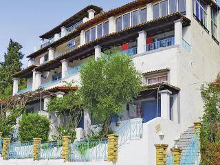 Urlaub Agios Gordios im Belvedere