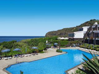 Urlaub Agua de Pau im Caloura Hotel Resort
