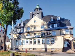 Kurort Oberwiesenthal im Rathaushotels Oberwiesenthal