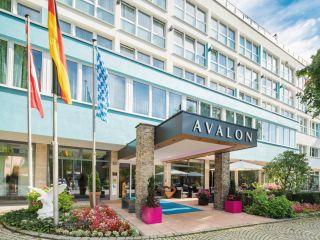 Bad Reichenhall im AVALON Hotel Bad Reichenhall