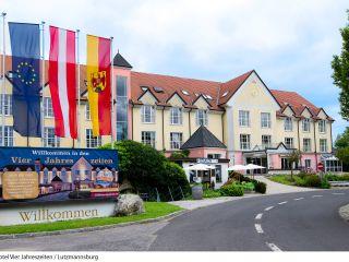 Lutzmannsburg im Thermenhotel Vier Jahreszeiten