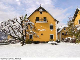 Millstatt im Hotel See-Villa Millstatt