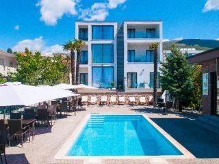 Urlaub Podstrana im Beach Hotel Bozikovina