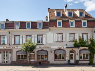 Colmar im Hôtel Beauséjour Colmar