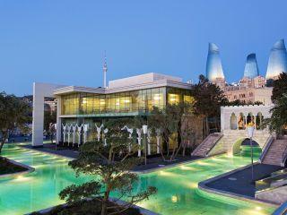 Baku im Fairmont Baku - Flame Towers