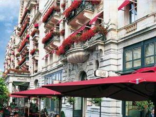 Lausanne im Lausanne Palace Spa