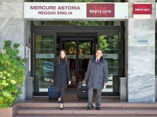 Reggio Emilia im Mercure Reggio Emilia Centro Astoria