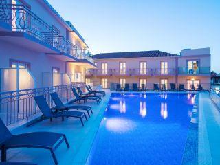 Urlaub Argassi im Serenity Boutique Hotel Zakynthos