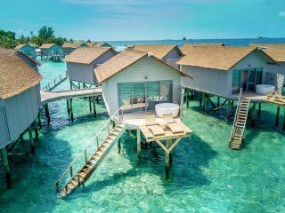 Urlaub Giraavaru im Centara Ras Fushi Resort & Spa Maldives
