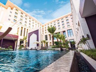 Urlaub Sib im Hormuz Grand Muscat, A Radisson Collection Hotel