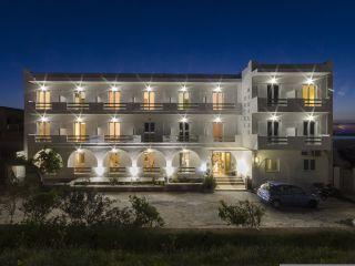 Urlaub Parikia im Hotel Nikolas