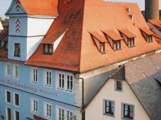 Rothenburg o.d. Tauber im Altes Brauhaus