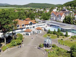 Bad Wildungen im Göbel's Hotel Aquavita